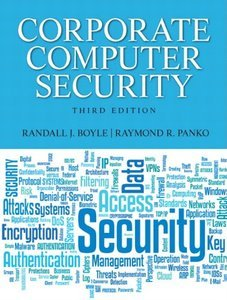 Corporate Computer Security (3rd Edition) free download