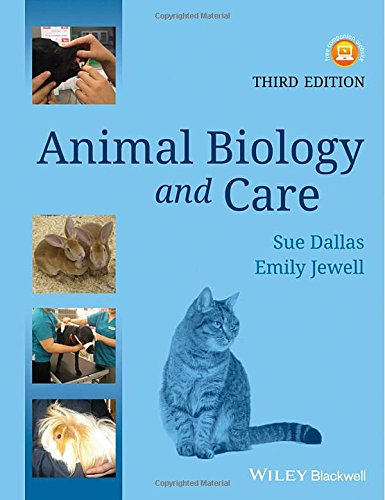 Animal Biology and Care, 3rd Edition free download