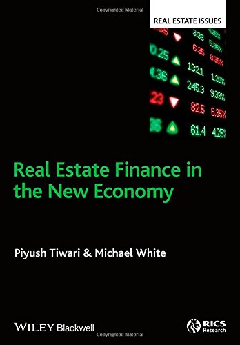 Real Estate Finance in the New Economy free download