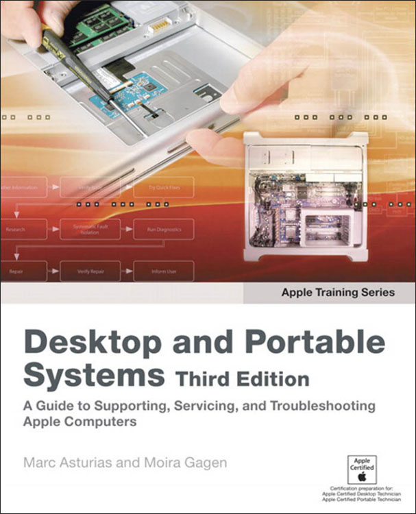 Apple Training Series: Desktop and Portable Systems, 3rd Edition free download