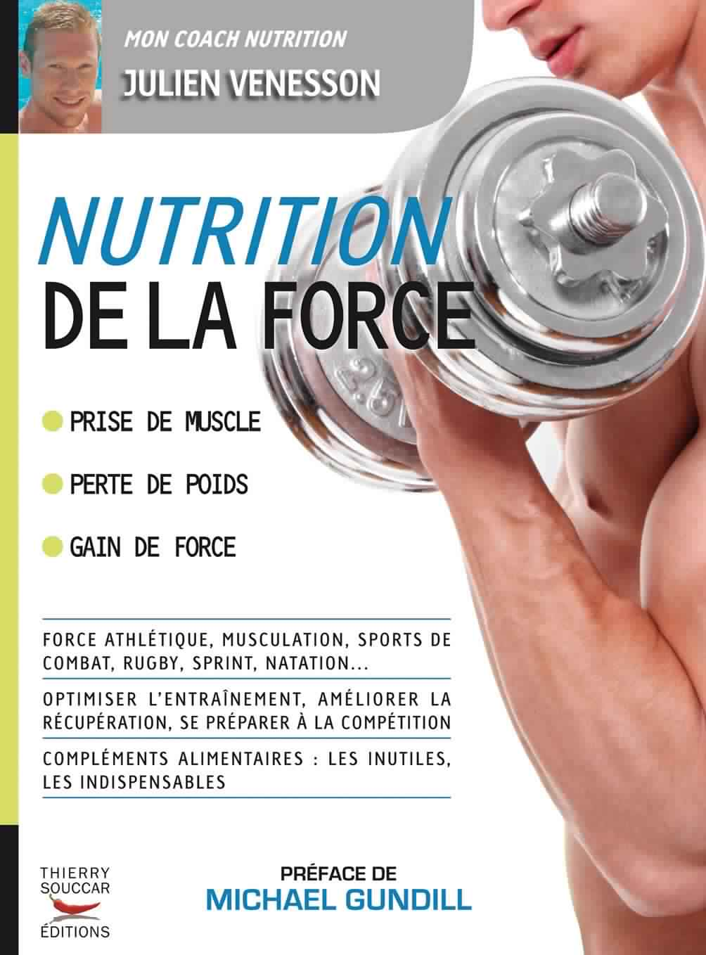 Nutrition de la force - Julien Venesson free download