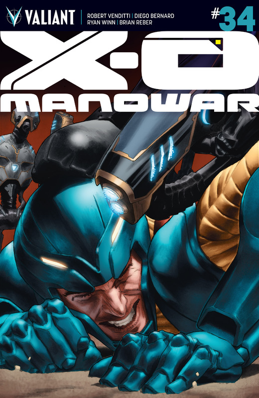 X-O Manowar 034 (2015) free download