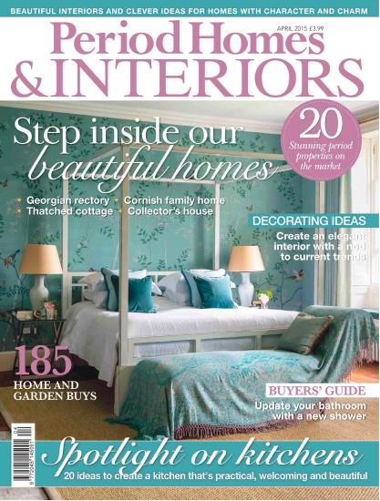 Period Homes & Interiors Magazine April 2015 download dree