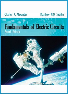 Fundamentals of Electric Circuits, 4th edition free download