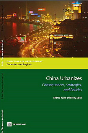 China Urbanizes: Consequences, Strategies, and Policies free download