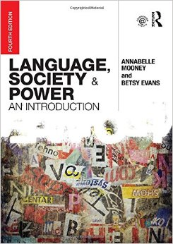 Language, Society and Power: An Introduction, 4 edition free download