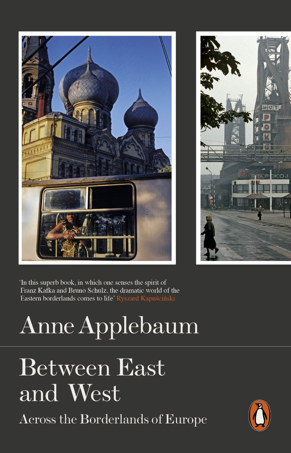 Between the East and West: Across The Borderlands Of Europe free download
