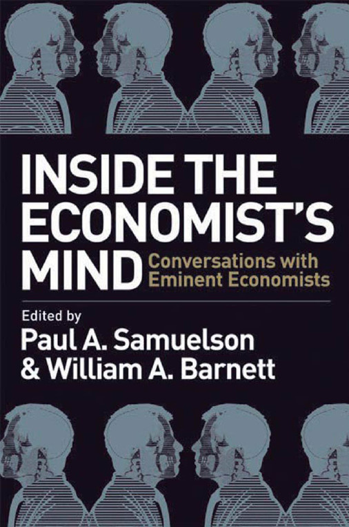 Inside the Economist's Mind: Conversations with Eminent Economists free download