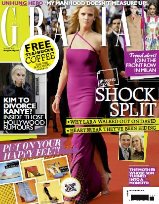 Grazia UK - 16 March 2015 free download
