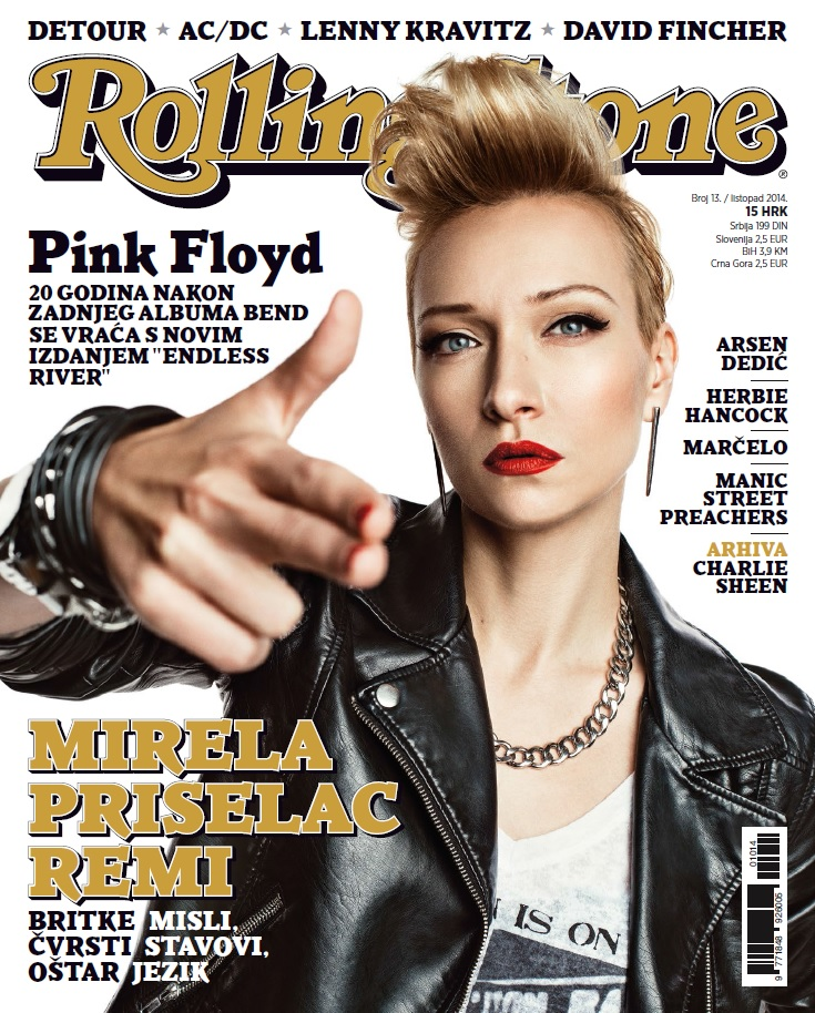 Rolling Stone Croatia - Listopad 2014 free download