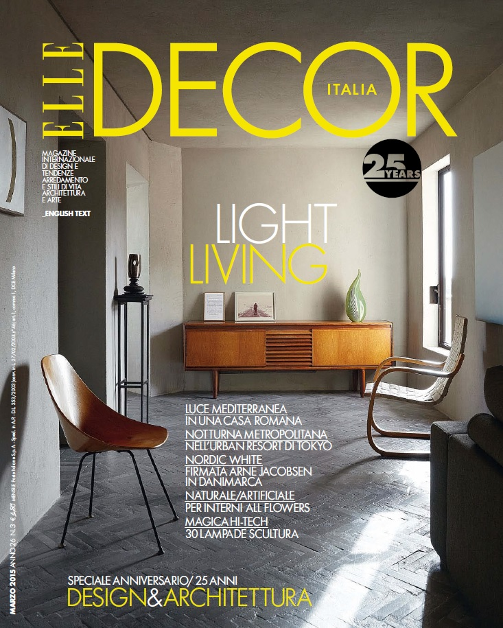 Elle Decor Italia - Marzo 2015 free download