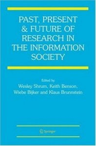 Past, Present and Future of Research in the Information Society free download
