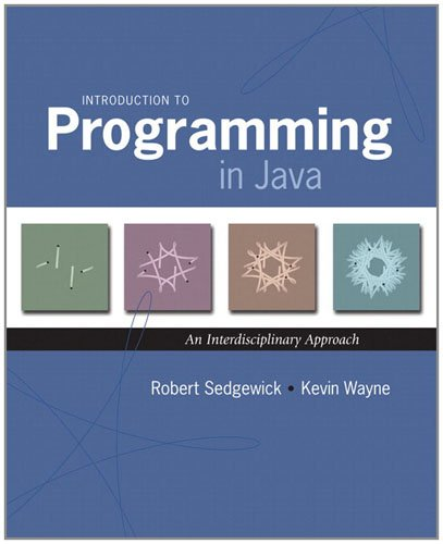 Introduction to Programming in Java: An Interdisciplinary Approach free download