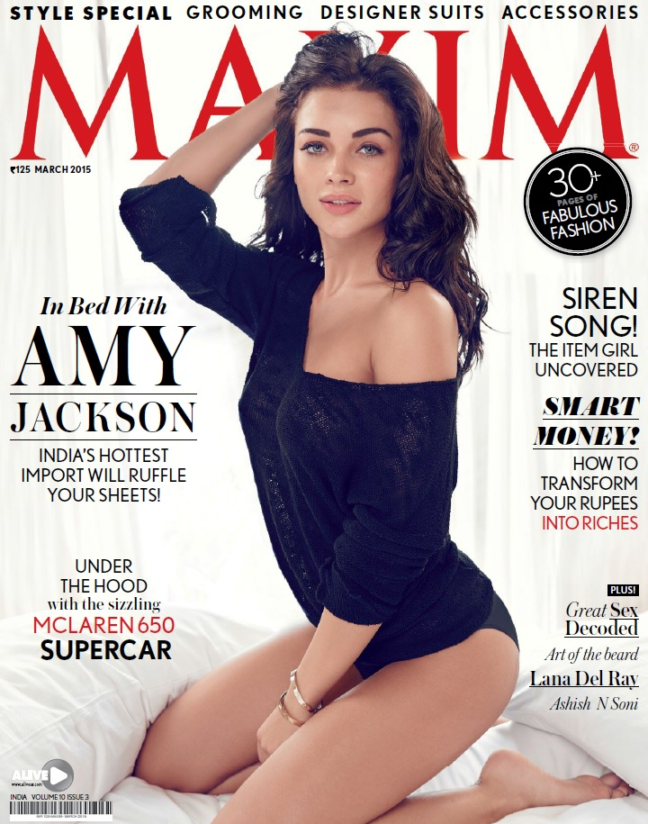 Maxim India - March 2015 free download