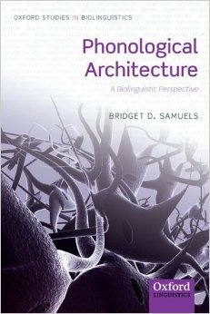 Phonological Architecture: A Biolinguistic Perspective free download