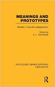 Meanings and Prototypes free download