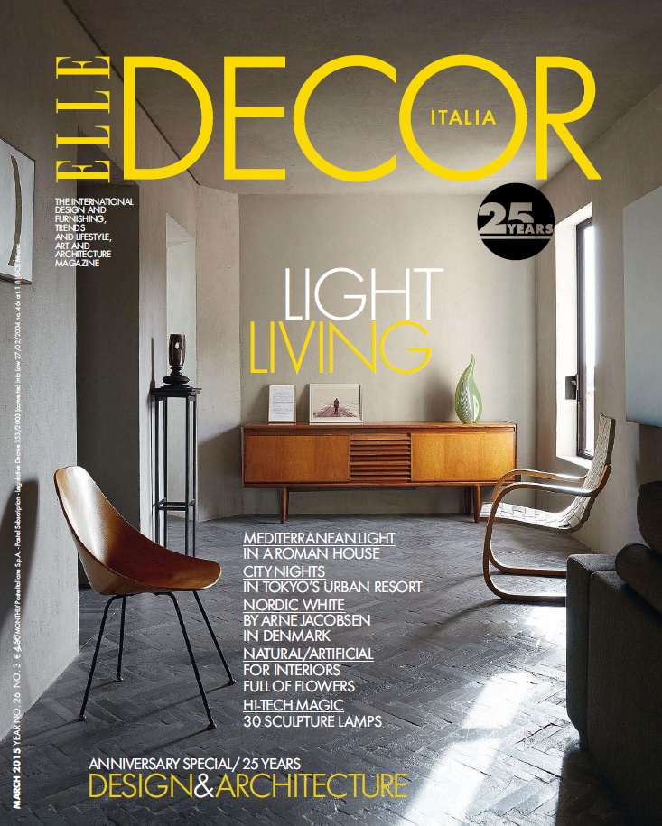 Elle Decor Italia - March 2015 free download