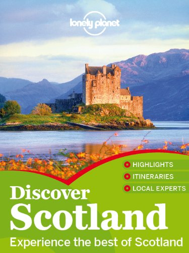 Lonely Planet Discover Scotland (Travel Guide) free download