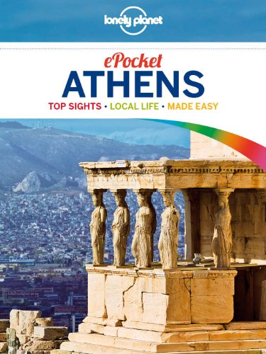 Lonely Planet Pocket Athens (Travel Guide) free download