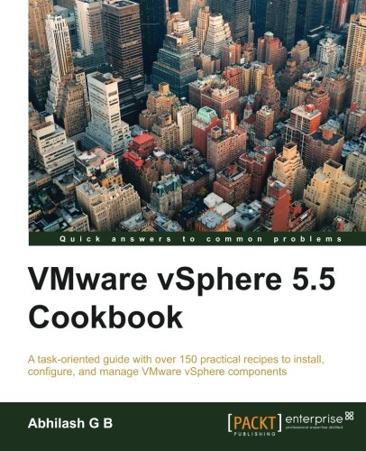 VMware vSphere 5.5 Cookbook free download