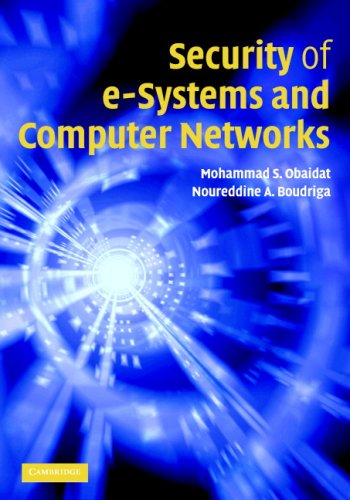 Security of e-Systems and Computer Networks free download