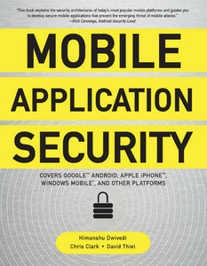 Mobile Application Security free download