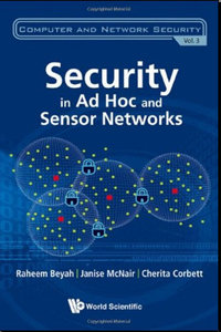 Security in Ad-hoc and Sensor Networks free download