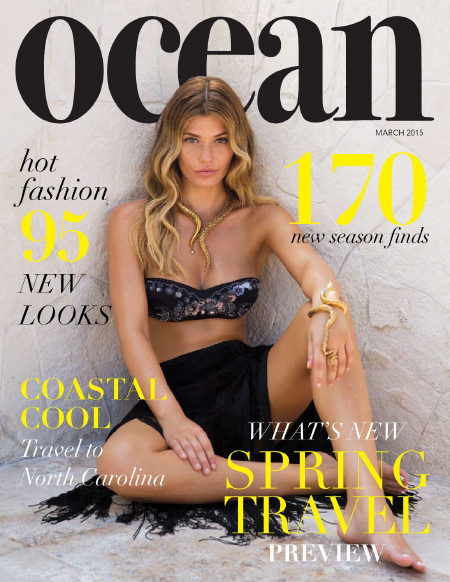 Ocean Magazine - March 2015 (Spring Travel issue) free download