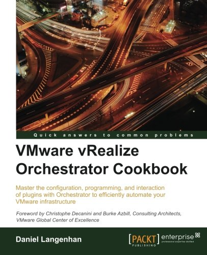 VMware vRealize Orchestrator Cookbook free download