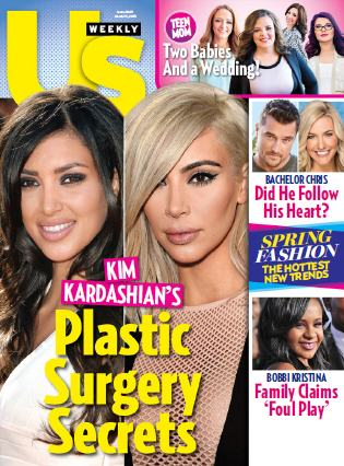 Us Weekly - 23 March 2015 free download
