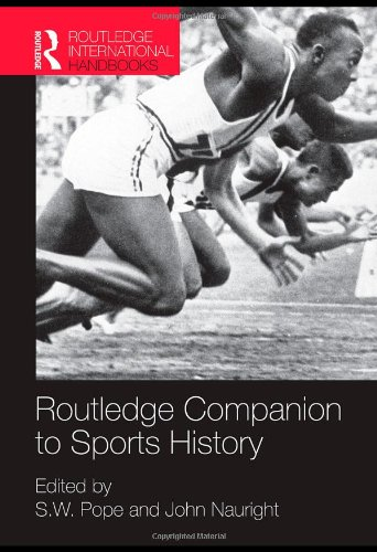 Routledge Companion to Sports History free download