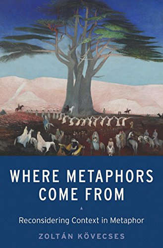 Where Metaphors Come From: Reconsidering Context in Metaphor free download