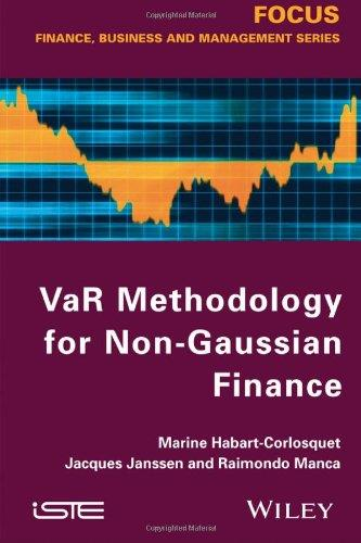 VaR Methodology for Non-Gaussian Finance free download
