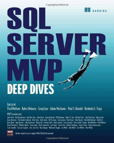 SQL Server MVP Deep Dives free download