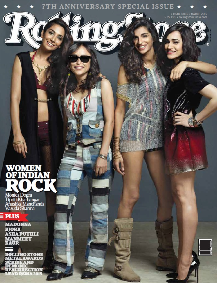 Rolling Stone India - March 2015 free download