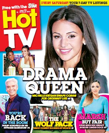 Hot TV - 14 March-20 March 2015 free download