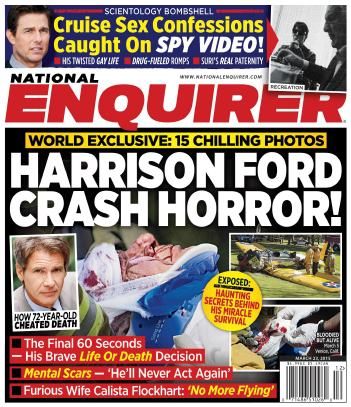National Enquirer - 23 March 2015 free download