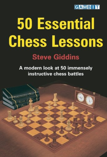 50 Essential Chess Lessons free download