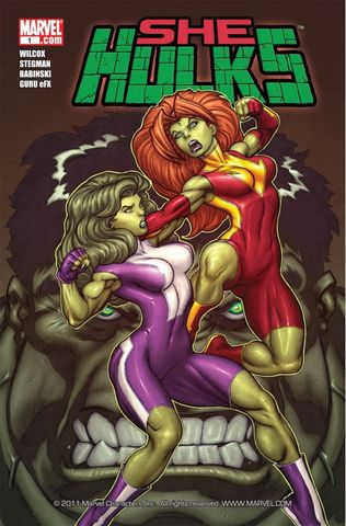She-Hulks #1-4 (2011) Complete free download