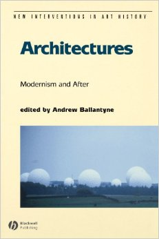 Architectures: Modernism and After free download