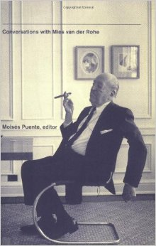 Conversations with Mies Van Der Rohe free download