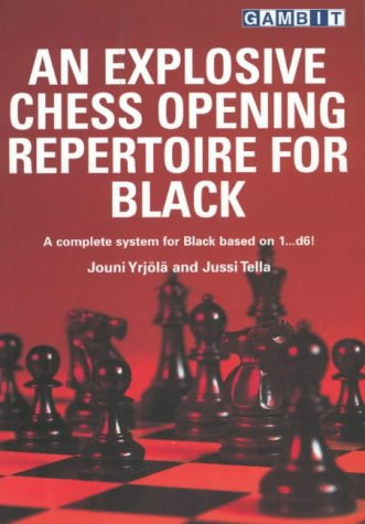 An Explosive Chess Opening Repertoire for Black free download