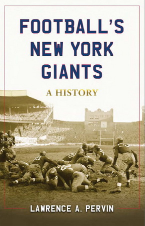 Football's New York Giants: A History free download
