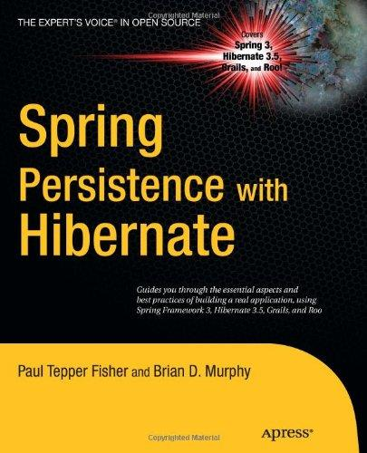 Spring Persistence with Hibernate free download