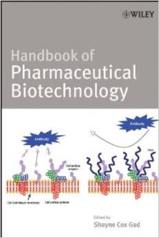 Handbook of Pharmaceutical Biotechnology free download