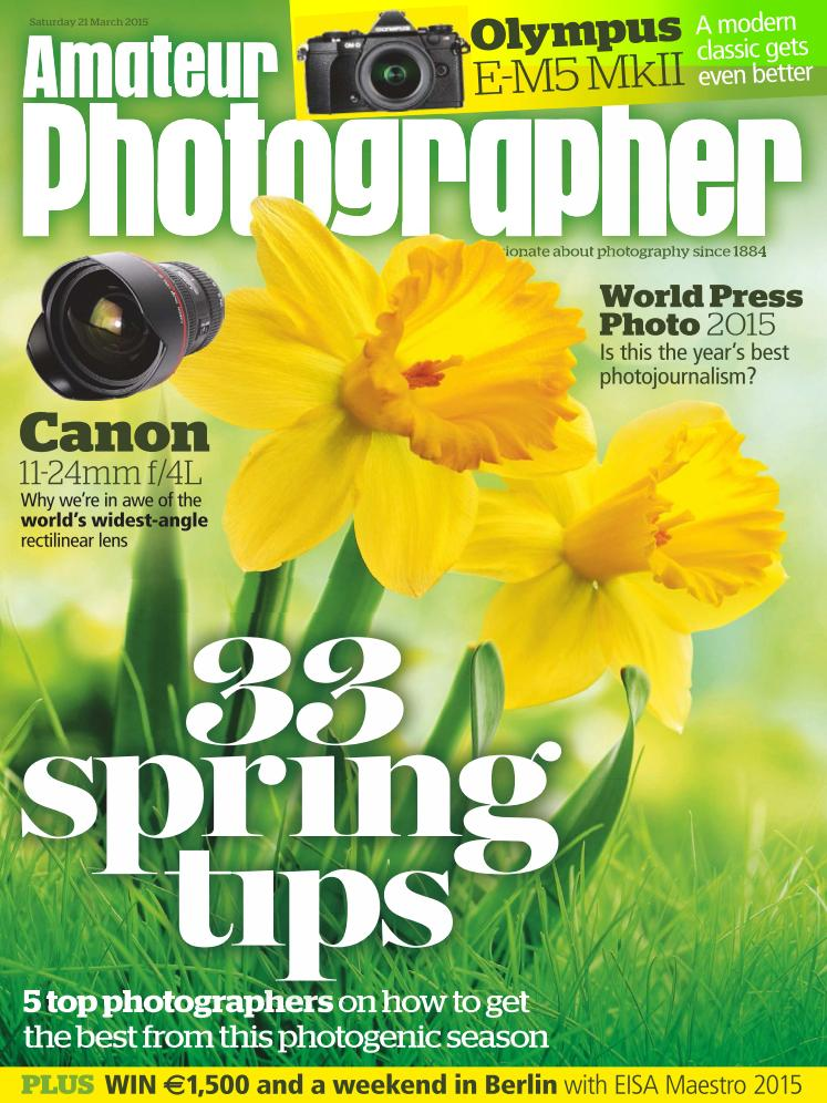 Amateur Photographer - 21 March 2015 free download