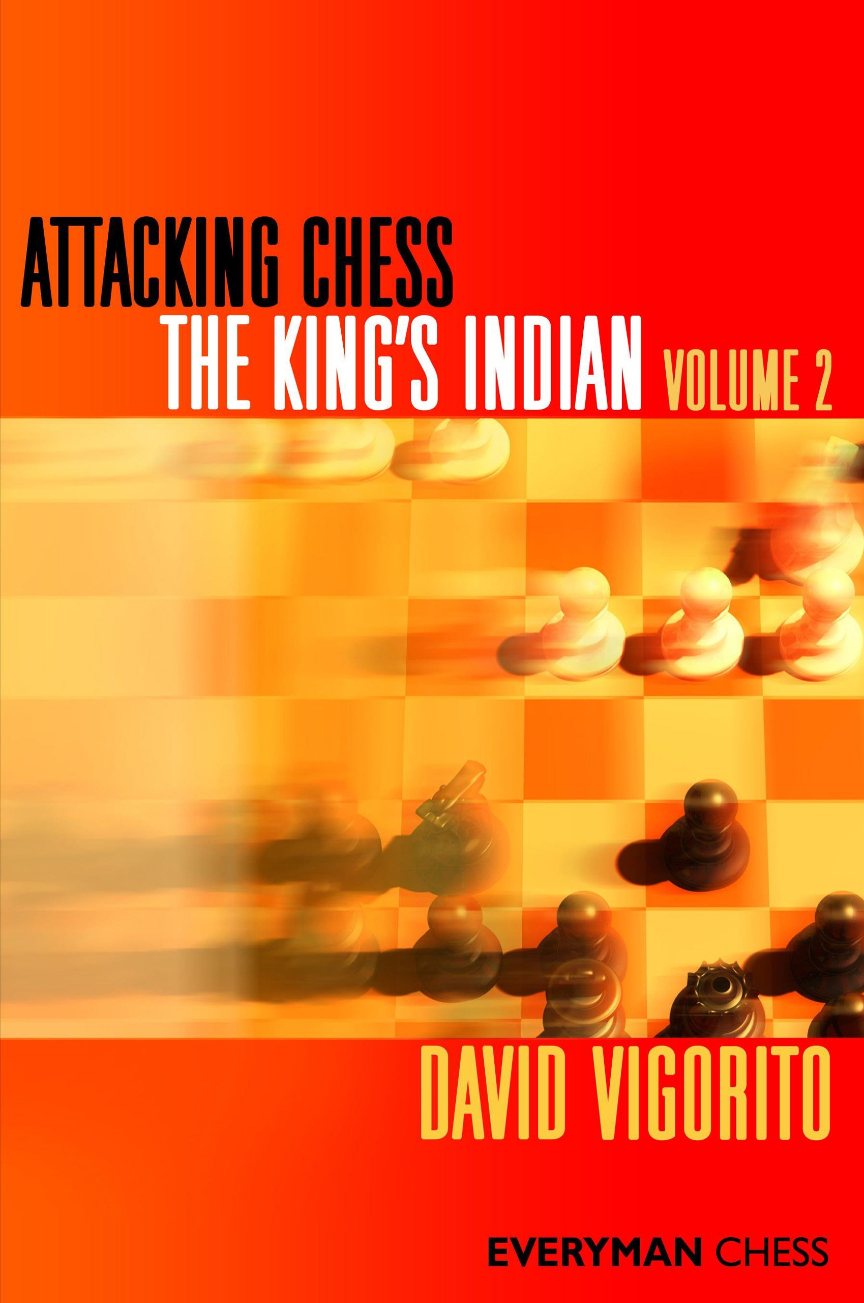 Attacking Chess: The King's Indian (Volume 2) free download