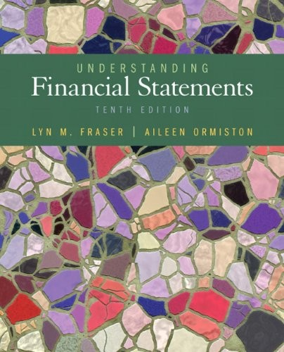 Understanding Financial Statements (10th Edition) free download