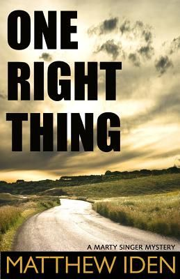 One Right Thing (A Marty Singer Mystery Book 3) free download