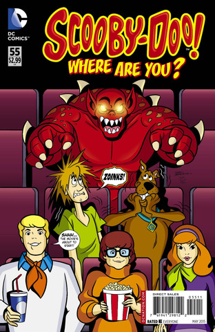 Scooby-Doo, Where Are You 055 (2015) free download
